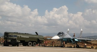 Syrian jihadists feud & bomb each other over funds as Russian jets destroy supply lines