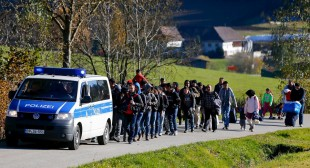 'No infrastructure for so many people': German village of 102 getting ready to house… 750 refugees