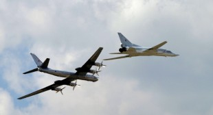 Long-range bombers to fly anti-ISIS missions from Russia, Putin orders Navy to work with France
