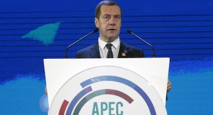 Russian economy stable, attracting investors – Medvedev