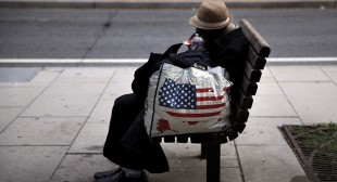 500k+ homeless in US, numbers rise in New York, other big cities
