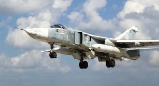 Russian warplane shot down at Syria-Turkey border