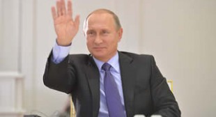 Three-time winner: Putin tops Forbes' 'most powerful people' list