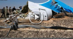 Plane crash in Sinai a terrorist attack – Russian Security Service
