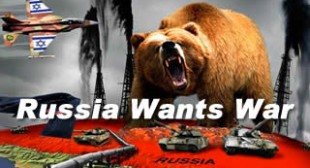 Russia Wants War – Russland Will Krieg