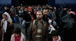 Europe: Demoralized, invaded and violated