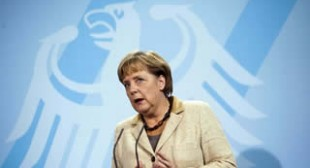 Time to Step Down? Merkel's Open-Door Refugee Policy Fails