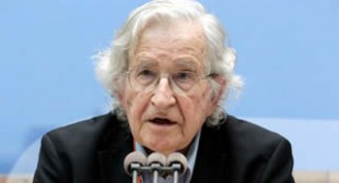 Noam Chomsky Says GOP Is 'Literally A Serious Danger To Human Survival'
