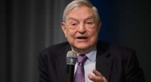 Soros No Longer Views Russia as Enemy in Attempt to 'Save EU From Collapse'
