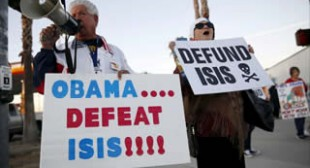 Washington to Whomever: Please Fight the Islamic State for Us