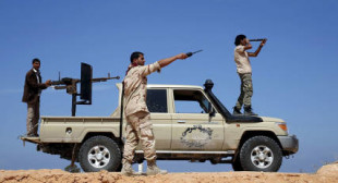 'Democracy was West's propaganda excuse for destroying Libya'