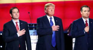 Liar! Liar! – Republican debate descends into battle of insults