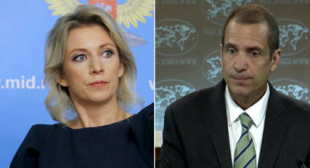 Toner should tone it down: Russian FM spokeswoman decries 'harsh' US rhetoric on Syria truce