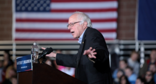 On Eve of NH, Sanders Wins Women Voters, Trounces GOP