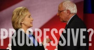 """Clinton: A """"Progressive"""" Who Gets What Done?"""