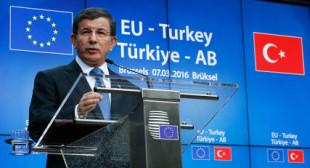 'Extremely critical': Austria slams 'breakthrough' EU-Turkey refugee deal