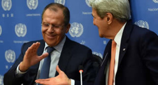 Kerry Says Cooperation With Russia Serves US Strategic Interests