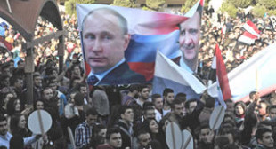 Diplomacy Over War: Syrians Praise Putin Amid Russia's Pullout