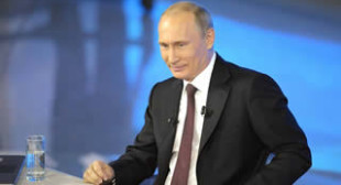 Sanctions Against Putin Would 'Block Peace Process in Syria, Ukraine'