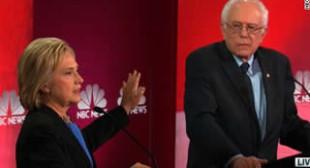 Clinton Stalls on Goldman Sachs Speeches