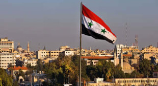 Contrary to West's Humpty-Dumpty Allusion Syria is 'Coming Together Again'