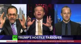 Trump' s hostile takeover [CrossTalk VIDEO]