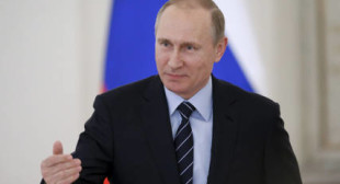 5 times Putin used foreign languages for diplomacy (VIDEO)