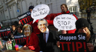 Even the British govt's own TTIP assessment says US-EU deal has 'lots of risks and no benefit'
