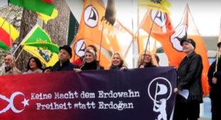 'Inconsistency & Cowardice': German activists decry Merkel's collaboration with 'despot Erdogan'