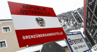 Austria to Send Soldiers to Border With Italy Amid Refugee Crisis