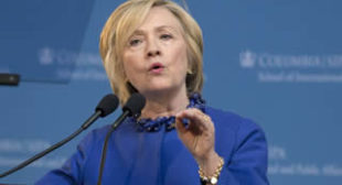 Clinton's Neocon Ties Could Mean More Regime Change on the Menu