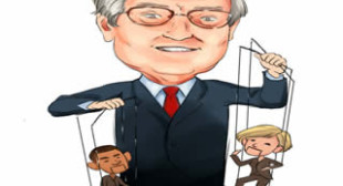 George Soros' Anti-Kremlin Info Laundering Backfires on Clinton, Cameron