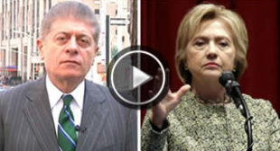 """Indictment or Not, Hillary Faces Catastrophe """"Judge Napolitano's Chambers"""""""