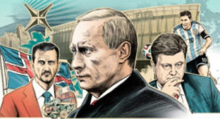 The hatred for Putin