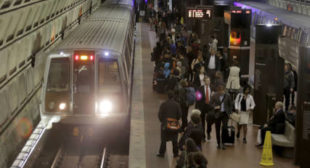 National embarrassment: DC Metro ponders shutting down for repairs