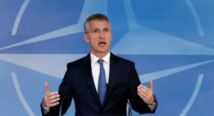 NATO seeks new meeting with Russia ahead of Warsaw summit