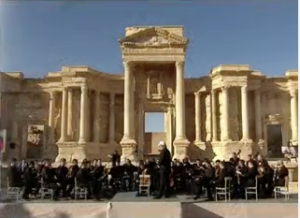 A Gift of Culture to Battered Palmyra