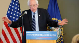 Sanders to Clinton: Yes, Trump's Foreign Policy Ideas Are Scary. But So Are Yours