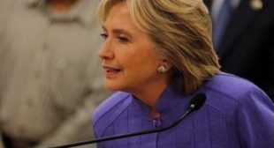 Hillary Comes Out as the War Party Candidate