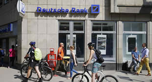 Deutsche Bank Collapse May Trigger 'Global Financial Catastrophe'