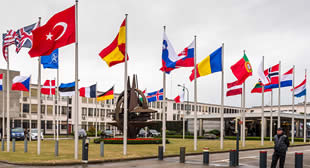 Germany Blocked Flying NATO's Flag During E. Europe Military Drills