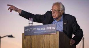 Sanders Organizing Grassroots Push Against TPP for DNC Platform Meeting
