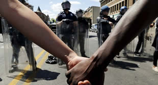 Baltimore Police Violate US Constitution – US Justice Dept