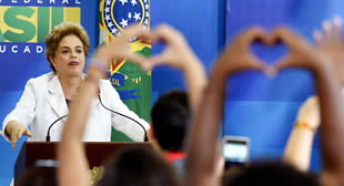 Brazil Coup Government Wins Gold for 'Total Destruction' of Social Security