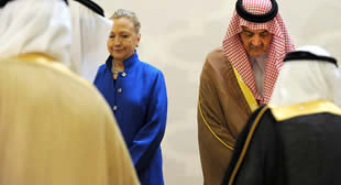 If Trump is 'Russia's Candidate', Does That Make Clinton the Saudis' Pick?