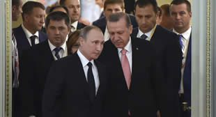 Russia-Turkey Summit's Message: 'Europe is No Longer the Center of the World'