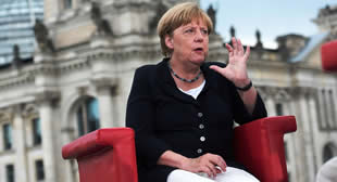Merkel 'Has No Qualms About Squandering Germany's Political Legacy'