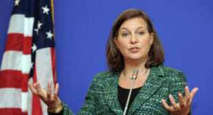 Victoria 'F*ck the EU' Nuland Leaves Her Post at the US State Department