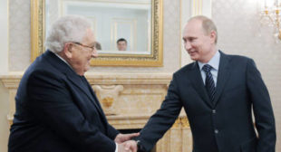 Kissinger's Possible Role in US-Russia Normalization is 'Great News for Moscow'