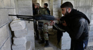 How Trump's Safe Zones May Help Syrian Armed Rebels to Catch a Second Wind
